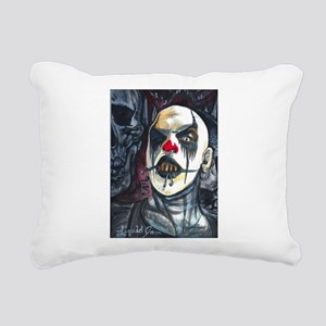 Lord Darkness Rectangular Canvas Pillow